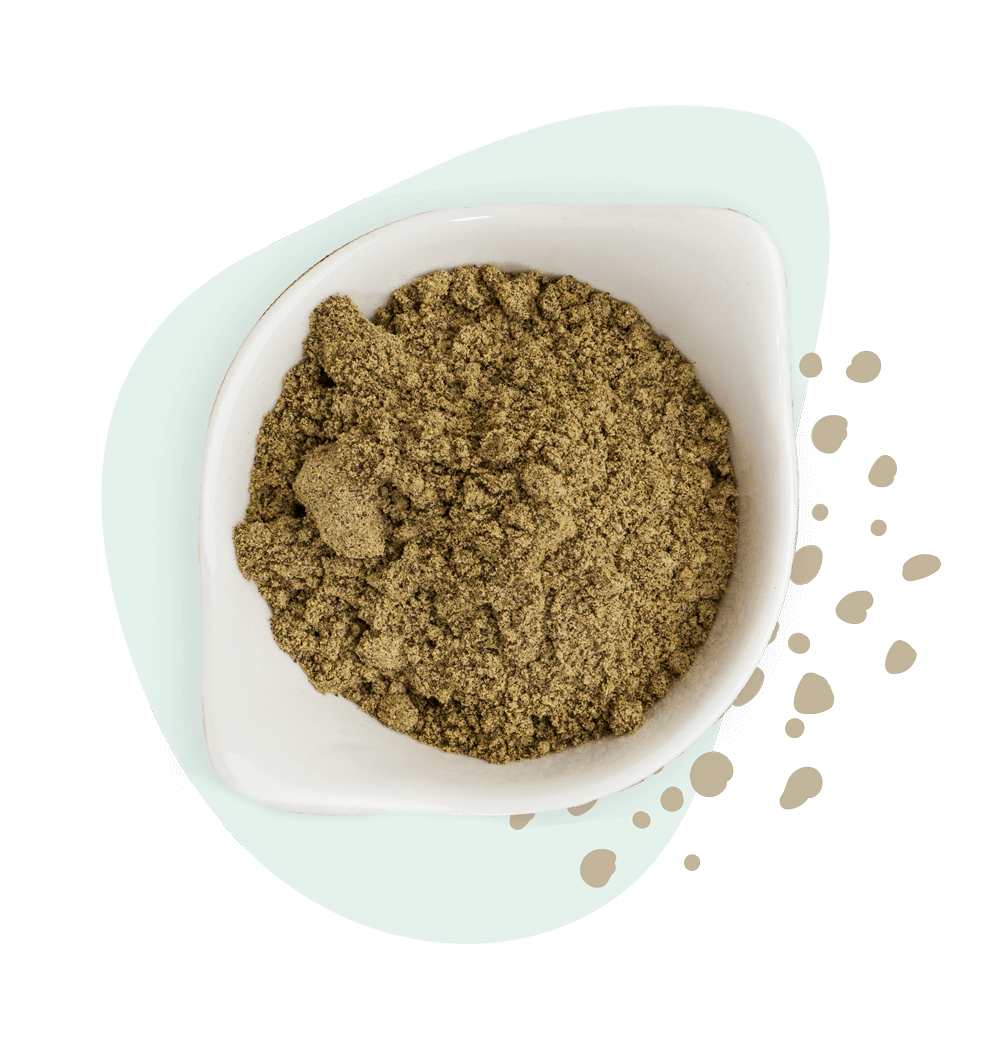 100 Canadian Hemp Powder v7