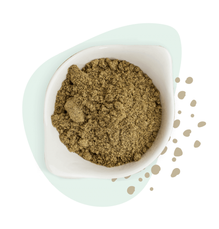 100 Canadian Hemp Powder v8