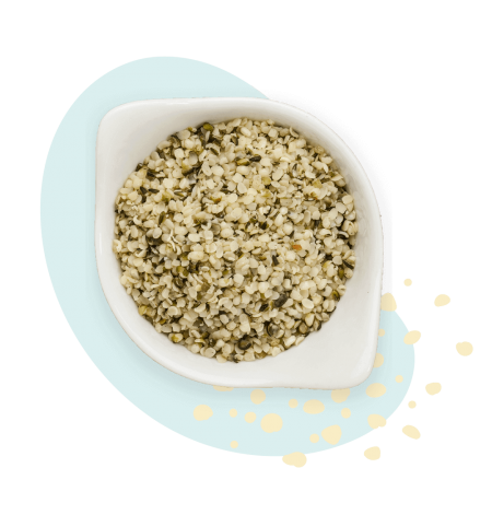 Canadian De hulled Hemp Seed v6